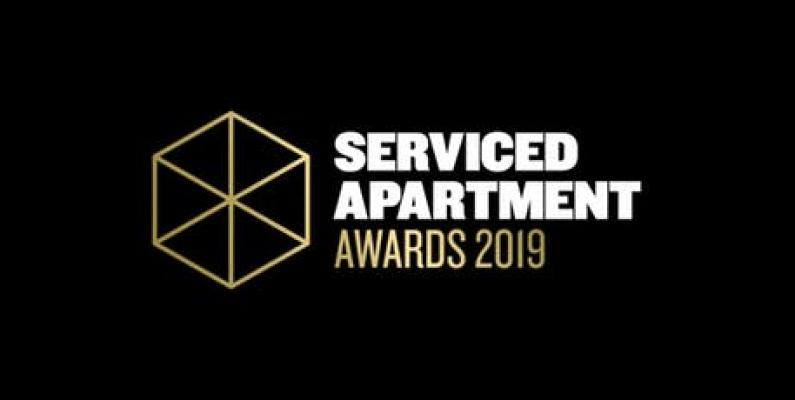 Serviced Apartment Awards 2019 black