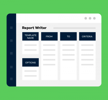 Green Report Writer